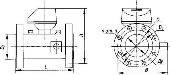 Счётчик газа СГ-16МТ